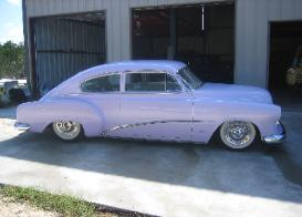 JIMMIE VAUGHAN 51 CHEVY